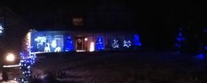 Holiday Decorating Winner 2014